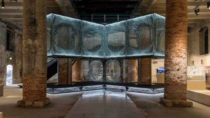 Material Culture: Rethinking the Physical Substrate for Living Together, Achim Menges and Jan Knippers