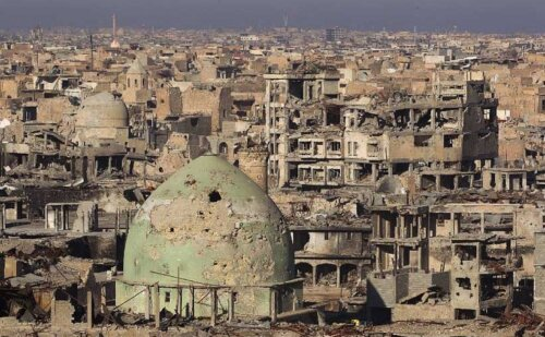 Revive the Spirit of Mosul